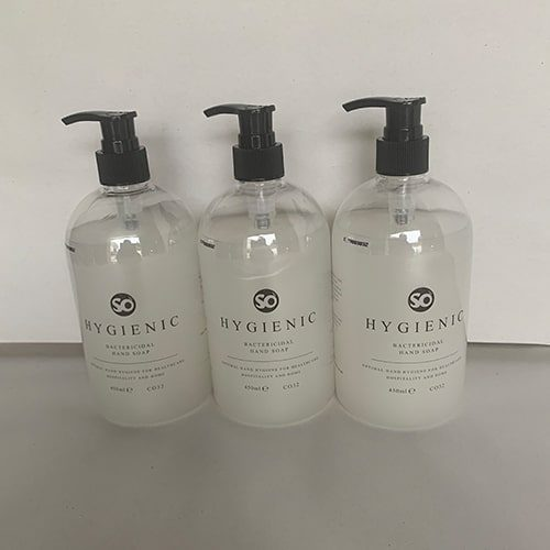 Bactericidal Liquid Hand Soap CODE: S450/B