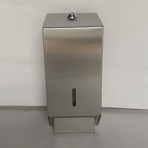Bulk Fill S/Steel Soap Disp. CODE: SDBFSS/1L