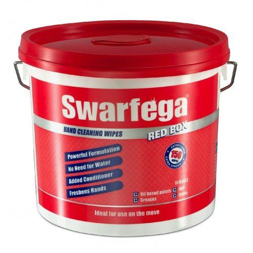 Swarfega Hand Cleaning Wipes CODE: SRB150W