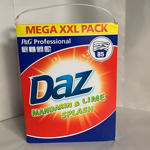 Daz Bio Washing Powder 85 Wash CODE: SUN15