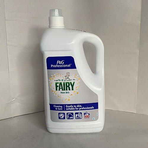 Fairy Non Bio Laundry Liquid 5Ltr CODE: SUN18