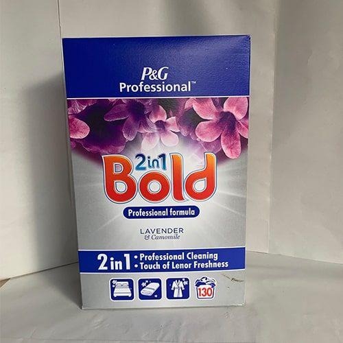 Bold Bio 2-in-1 Powder 130 Wash CODE: SUN19