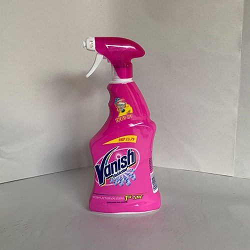 Vanish Pre-Wash 400ml Trigger CODE: SUN22