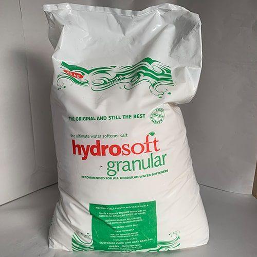 Granular Dishwasher Salt 25kg CODE: SUN37