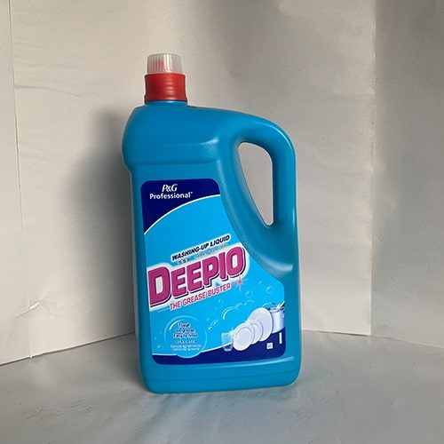 Deepio Washing up Liquid 5Ltr CODE: SUN66