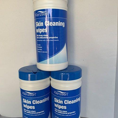Anti Bac Skin Cleansing Wipes CODE: WW16
