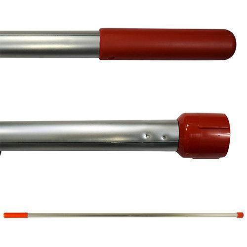 H/D Aluminium Handle RED CODE: 920044