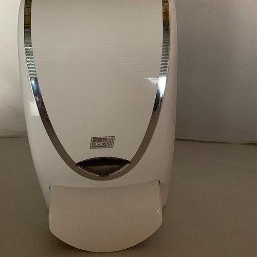 Deb Chrome Strip Dispenser CODE: CHR1LDS