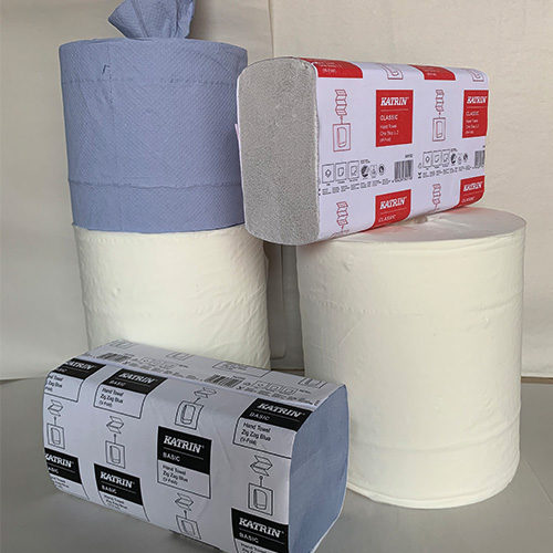 Centre Pull Rolls & Hand Towels