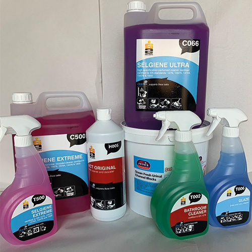 Chemical & Cleaning Products