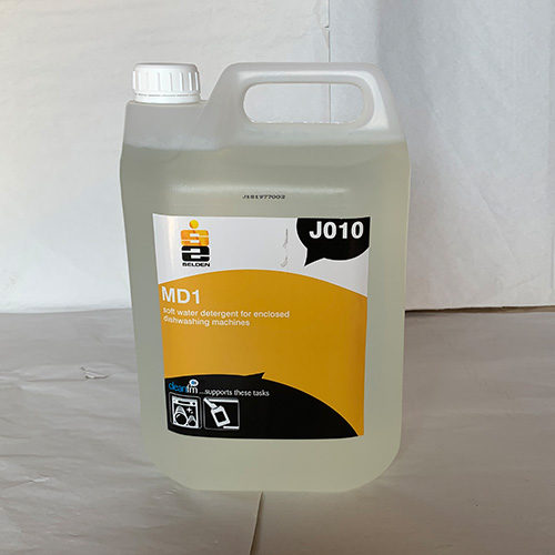 Soft Water Dishwasher Detergent 5Ltr CODE: J010