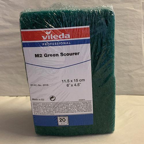 Premium Green Scouring Pad CODE: MIS60.P