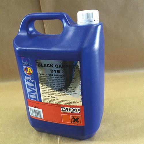 Black Carpet Dye 5Ltr CODE: PJS07