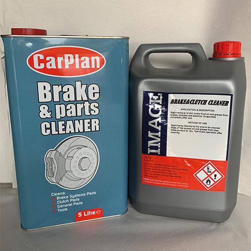 Brake & Clutch Cleaner 5Ltr CODE: PJS09