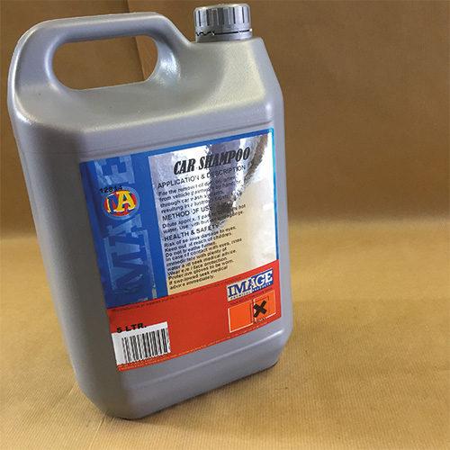Car Shampoo 5Ltr CODE: PJS11