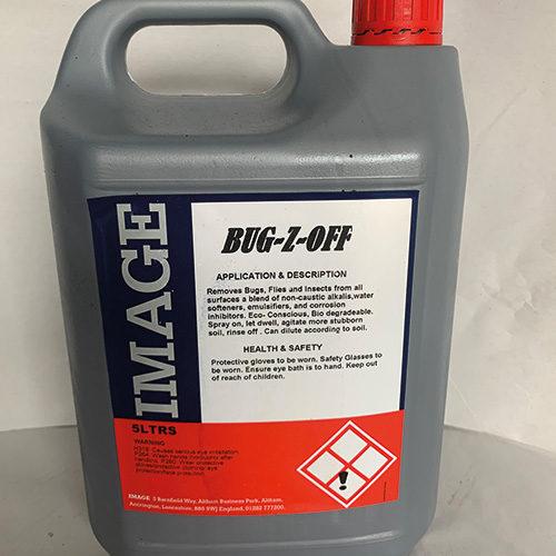 Bug Z Off Cleaner 5Ltr CODE: PJS26