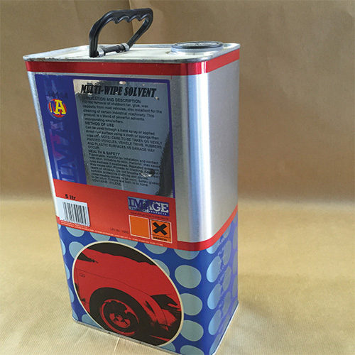 Multi Wipe Solvent Fluid 5Ltr CODE: PJS40