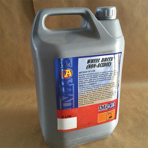 Wheel Brite Non-Acidic 5Ltr CODE: PJS82