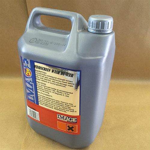 Windscreen Wash De-Icer 5Ltr CODE: PJS86