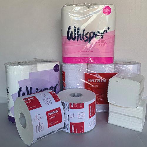 Toilet Rolls & Toilet Tissue