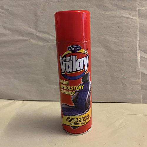 Dry Foam Upholstery Cleaner CODE: PJS106