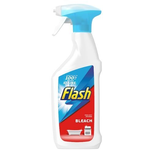 Flash Spray & Wipe with Bleach CODE: FSWB01