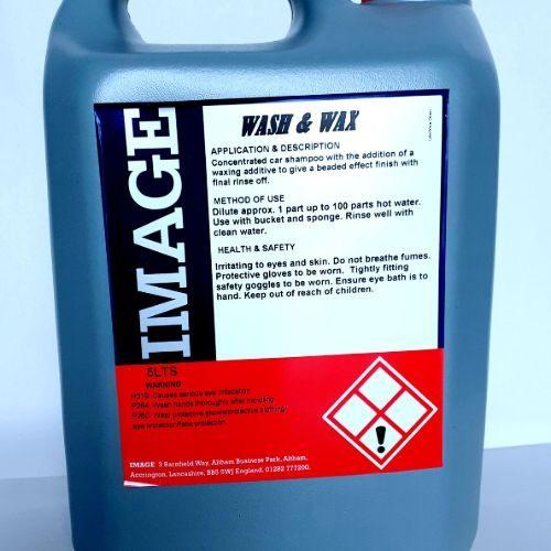 Wash & Wax CODE: PJS78