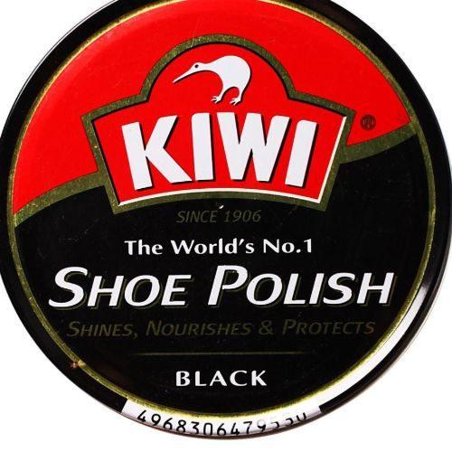 Kiwi Black Boot Polish CODE: BP2