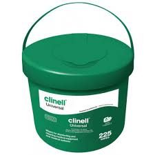 Clinell Universal Wipes CODE: WW4