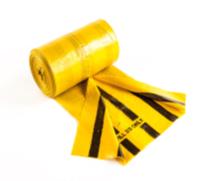 Yellow Tiger Stripe Sacks CODE: TIG01/OAR