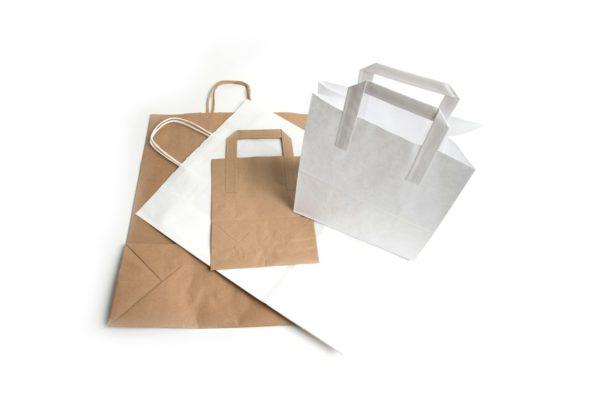Brown Kraft Bag: CAR7X10X9SM