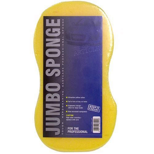 Jumbo Bone Shaped Sponge CODE: PJS361