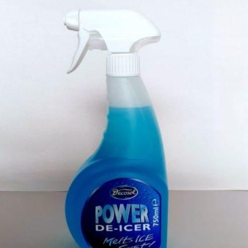 De-Icer Trigger Spray CODE: PJS131