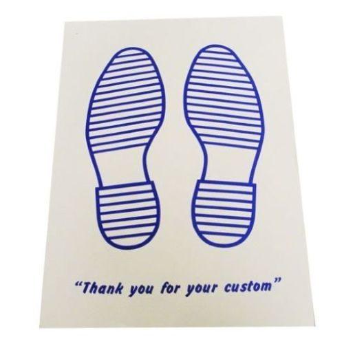 Blue Feet Floor Mats CODE: PJS244