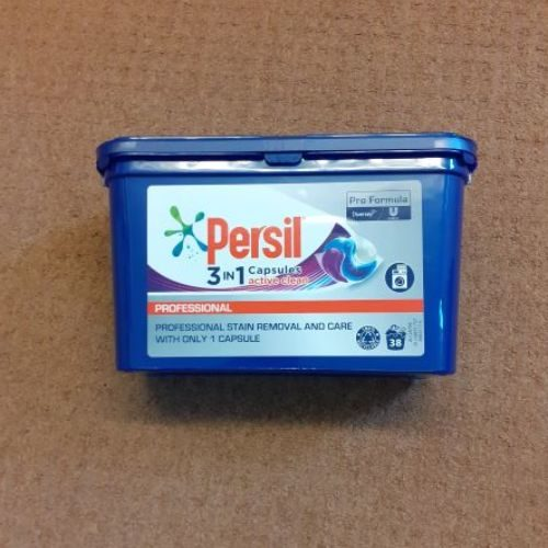 Persil Tablets Non Bio 160 Tablets CODE: PERSIL